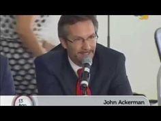 """John Ackerman: """"Orden para encarcelar a Mireles vino de USA"""""""