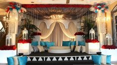 Malays wedding dais! - only in Malaysia :)