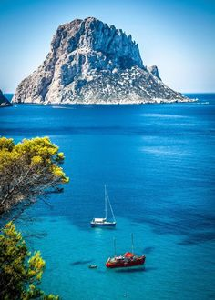 Playa bahìa Cala d'Hort - Ibiza
