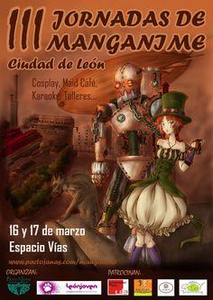 Jornadas de manganjme -Ciudad de León