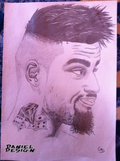 #football #Boateng #drawing