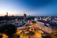 Cuiabá: La ciudad que marca el centro de Sudamérica
