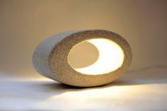 Mini Ellipse LED lamp tung shape lighting