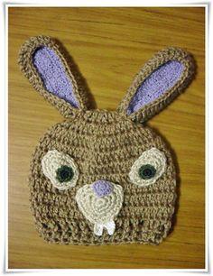 Conejito Crochet