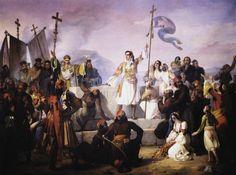 """Λουντοβίκο Λιπαρίνι: """"Ο όρκος του Βύρωνα""""  - Ludovico Lipparini: Byron."""