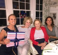 July 4th, 2017 weekend at the Cape. And a happy birthday to Kathleen and Christopher Kennedy!!