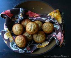 banana muffins  petit foodie