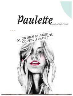 ▲ Le 161 dans Paulette Magazine