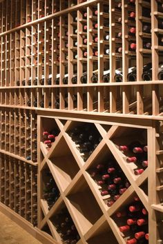 Individual holder (top wines / small quantity ) + Group holder when more quantity