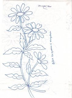 Patrones de dibujos para manteles - Imagui