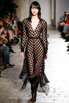 Francesco Scognamiglio Autumn/Winter 2017 Ready-to-wear Collection | British Vogue