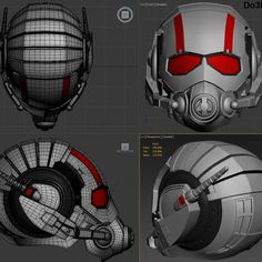antman by do3d printable