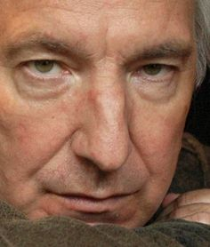 Alan Rickman - June 2005 - Photo from a photo shoot with Francesco Guidicini - at the Royal Court Theatre.