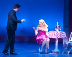 Legally Blonde the Musical Costumes | Act 1 Sc. 2 Elle & Warner