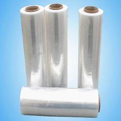 Industrial Foam Grip Stretch Film Dispenser Black 1 Each