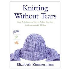 Elizabeth Zimmerman is one of my heros.