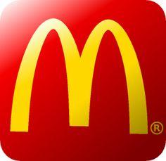 Macdonalds-logo symbols via designhill.com