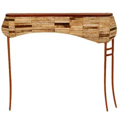 Studio Handcrafted Wall Mount Console Table Nick Allman