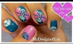 Симпатичные ногтей для коротких ногтей |  Сайт Мк для росписи ногтей и причесок.
