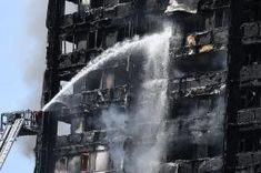 The former Conservative housing minister warned against increasing fire safety regulations to include sprinklers because it could discourage house building. Building Development, Tower Block, Uk Politics, Social Housing, Political Art, Theresa May, A Level Art, Fire Safety, Sprinkler