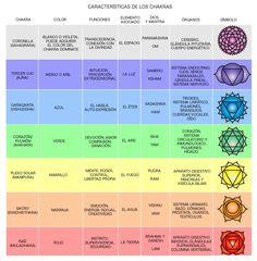 Conoce más sobre el equilibrio perfecto de tus chakras