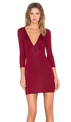 Shop for Lovers + Friends x REVOLVE Melanie Dress in Cabernet at REVOLVE. Free 2-3 day shipping and returns, 30 day price match guarantee.