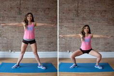 5 Exercises (other than Kegel) that'll improve your sex life: Squats