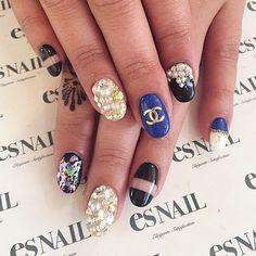 """#nail #esnail #melrose #japanesenailart #la #gelnail #salon #beverlyhills #nails #nailart #esnails #nailgram #blogger #trend #notd #naildesign #kawaii…"""