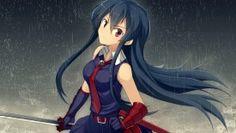 Akame Ga Kill Anime Girl Katana HD Picture 1920×1080