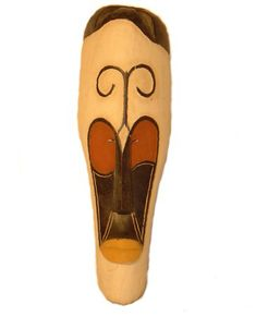 Mascara fang Gabon African Masks, African Art, Yoruba, Palm Frond Art, Ivory Coast, Flags Of The World, Mascaras, Baddies, African Artwork