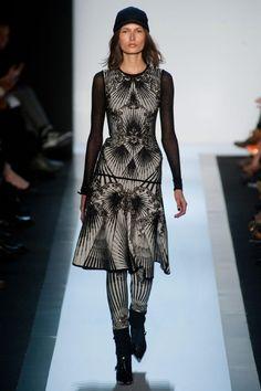 Hervé Léger Fall 2013 RTW Collection - Fashion on TheCut
