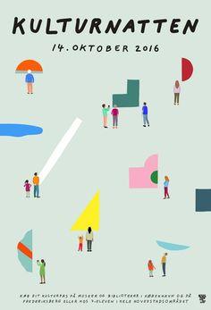 Hvass & Hannibal #illustration #design #poster - Nesta página em http://mundodecinema.com/lista-festivais-de-cinema/ encontra dezenas de festivais de cinema credenciados que todos os anos concentram atenções dos cinéfilos em Portugal, Brasil e no Mundo.