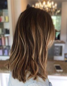 Stylish Hairstyles for Shoulder Length Hair 2018