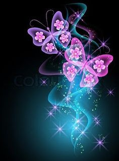 Vector of 'Background with smoke and butterfly' on Colourbox Love Wallpaper, Colorful Wallpaper, Nature Wallpaper, Wallpaper Backgrounds, Butterfly Wallpaper Iphone, Cellphone Wallpaper, Galaxy Wallpaper, Beautiful Flowers Wallpapers, Pretty Wallpapers