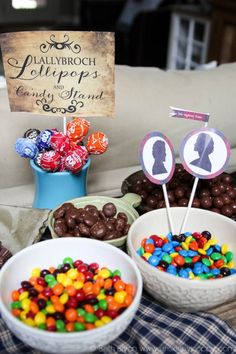 Outlander Party Ideas-12