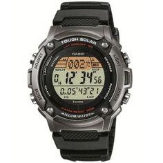 Reloj Casio Solar W-S200H-1AVEF Sumergible 100m Reloj Watch edb36ee4bb3f