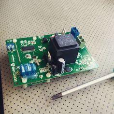 #smartairdiffusion #iot #prototype #arduino by ilkerilgen