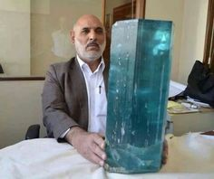 Huge Aquamarine