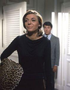 The Graduate,a 1967 American comedy-drama film directed by Mike Nichols.StarringAnne Bancroft Dustin Hoffman Katharine Ross