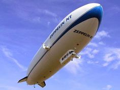 Floating an Old Idea: Zeppelins Return