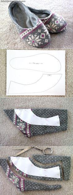 Bag Patterns To Sew, Sewing Patterns, Crochet Shoes, Knit Crochet, Denim Crafts, Sewing Basics, Diy Costumes, Handicraft, Diy Fashion