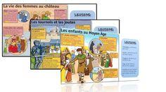 Documentaire sur le Moyen-âge