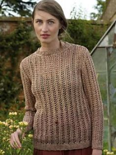 0e7cd462a5426 Ravelry  Trailblazer pattern by Lisa Richardson Rowan Knitting
