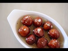 Bread Gulab Jamun Recipe....  Instant gulab jamun made in minutes using bread...