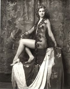 1920s, black and white, costume, lace, photography, see through