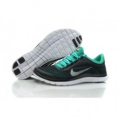 quality design 02acd a6a35 Nike free 3.0 V5 BlackGreen shoes Nike Shoes, Cheap Nike Running Shoes,