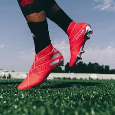 Introducing the completely redesigned Available to order now exclusively from SOCCER. Tap to get your pair now. Adidas Soccer Boots, Adidas Cleats, Mens Soccer Cleats, Adidas Football, Basketball Shoes, Nike Soccer, Cool Football Boots, Football Shoes, Football Cleats