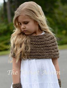 Knitting Pattern  Wishlynn Set 2 3/4 5/7 8/10 by Thevelvetacorn
