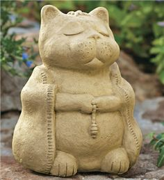 """It's a Meditating Cat! Zen is a form of Buddhism that began in 7th century CE. The word """"Zen"""" is from the Chinese word for meditation. The object of Zen is to discover the Buddha-like nature within each person, with the ultimate goal of enlightenment, or pure knowledge. A quote from Buddha: """"All that we are is the result of what we have thought. The mind is everything. What we think we become."""" Rich thoughts, rich experiences, rich life!"""