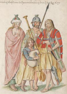 Tea at Trianon: The Irish in the Sixteenth Century